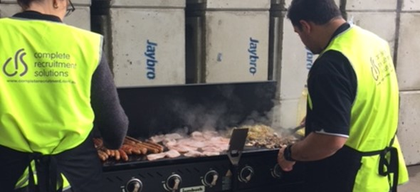 Blog Image - Orange Precast BBQ June 2018