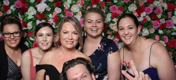Blog Image - Luke Priddis Foundation Spring Ball - October 2018